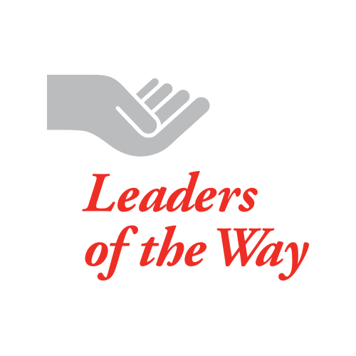 leaders of the way logo